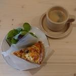 cafe & bake Prunier -