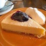 GARB - ベイクドチーズケーキ