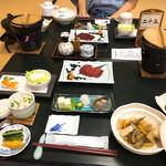 奈良田温泉 白根館 - 料理写真: