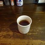 宮崎酒房 くわ - ランチ:お茶