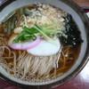 Tsugaru - 料理写真:'18/11/04 たぬきそば(税込700円)