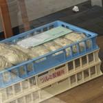 麺や福はら - 麺や福はら(大阪府大阪市生野区新今里)ツルミ製麺所の麺