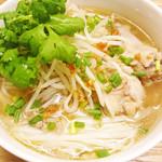 Asian Food Fuuten - クイッティオナーム(タイのラーメン)