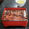 八百徳 - 料理写真:鰻一尾分