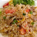 Asian Food Fuuten - 料理写真:タイの炒飯「カオパット」