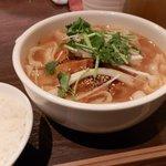 西安刀削麺酒楼 - 無料ご飯付きの♪