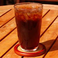 ぶらっく&ぶらうん - 自家焙煎石焼アイスコーヒー