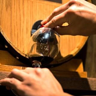 肉に合うワイン/日本酒/地酒揃えてます