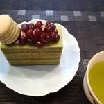 ケーキハウス・アプリコット - 料理写真:
