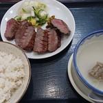 95896881 - 極厚牛たん定食2200円別