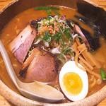 味噌蔵 麺光 - 料理写真:豚菜麺(980円)