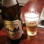 95899489 - 中瓶ビール 570円 2018年11月