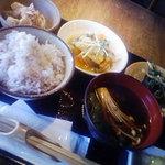 959119 - 「一汁三菜ランチ」♪