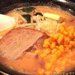 北海道らーめん壱龍 - 味噌バターコーン