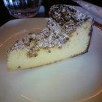 Rue Favart - ロックフォールチーズのベイクドチーズケーキ