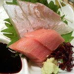 藤九寿司 - お昼の定食お造り