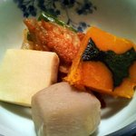 藤九寿司 - 炊き合わせ