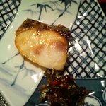 藤九寿司 - ヒラマサ焼き物