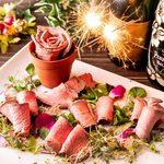 肉と野菜と マルセン24 - 肉プレート