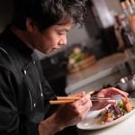 肉と野菜と マルセン24 - 料理長