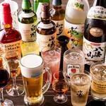 肉と野菜と マルセン24 - 地酒、5大ウィスキーのプレミアム飲み放題