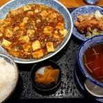 95902311 - 名物 陳麻婆豆腐ランチ♪