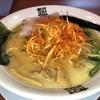おおぎやラーメン - 料理写真:辛ネギ白みそラーメン 800円    大盛サービス