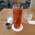 ジレカフェ - アップルジュース