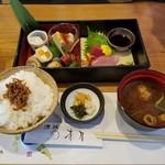 Kappouizakayashuenseigetsu - 一の段が出てきたところ、ワクワクするような料理です