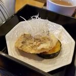 割烹居酒屋 酒縁 青月 - 二の段の「真ダラ唐揚げ」