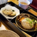 Kappouizakayashuenseigetsu - 「松花堂弁当 (1500円)」の二の段