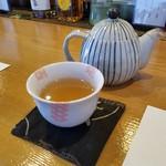割烹居酒屋 酒縁 青月 - お茶