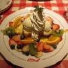 ラケル - 料理写真:フルーツバスケットフレンチトースト
