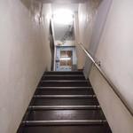 STONE GRILL NIC - 階段