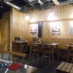 STONE GRILL NIC - 店内