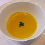サバティーニ・ディ・フィレンツェ - かぼちゃのクリームスープ