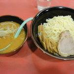 ラーメンパブコヤマ - 味噌つけ麺