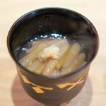 味ひろ - 芋茎の吉野煮