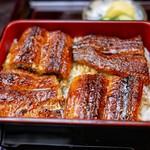 炭焼うなぎ あおいや - 料理写真:地焼き鰻