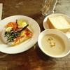 カフェ スタンド - 料理写真:パンのおさら