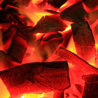"""""""紀州備長炭""""によって生まれる、最高の焼き上がりを炭火焼で。"""