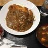 三好弥 - 料理写真:ロースカツカレー