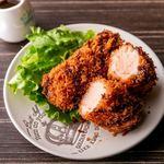 肉と野菜と マルセン24 - 大きなカニクリームコロッケ