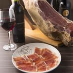 肉と野菜と マルセン24 - スペイン生ハム