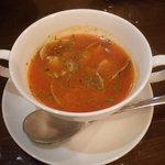 9592401 - コース料理のスープ