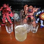 ガンダムバー 【SIDE-3】 - ラストシューティング