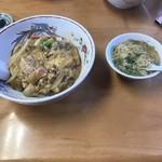 萬龍 - 中華丼600円!