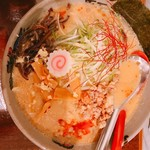 95927547 - 胡麻味噌担々麺780円