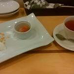 イタメシヤ ヴィーノ&エパスト - デザート・ホット紅茶