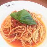 イタリアン・トマト カフェジュニア - 南イタリアの恵み トマトソース¥390